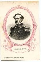 07x121.19 - General Robert E. Lee C. S. A., Civil War Portraits from Winterthur's Magnus Collection